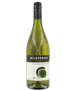 WILDERNESS VALLEY RESERVE SEMILLON CHARDONNAY