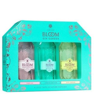 Bloom Tri-Pack 3 x 5 cl