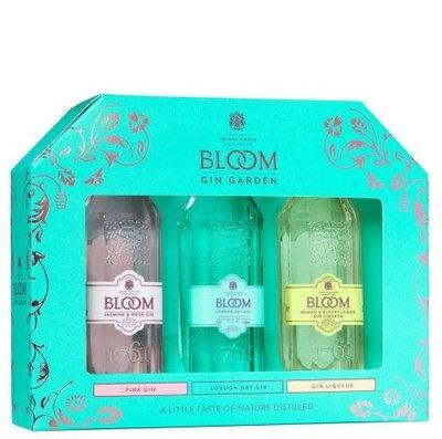Bloom Tri-Pack 3 x 5 cl