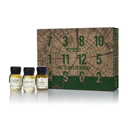 The 12 Days Scotch Whiskies of Christmas 12 x 3 cl