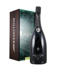 Champagne Bollinger James Bond 007 limited edition Millesimé 2011