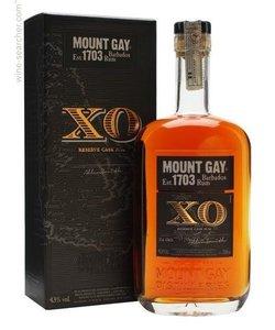 Mount Gay XO Reserve Cask Rum