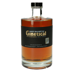 Ginetical wooded edition 700ml
