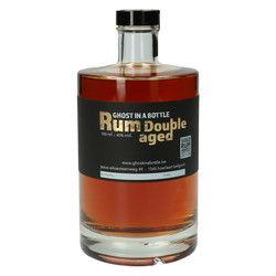 Ghost in a bottle double aged rum