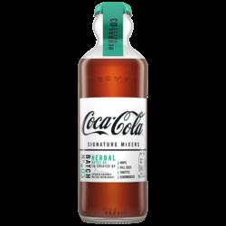 Coca Cola Herbal Notes