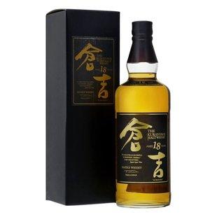 The Kurayoshi Malt Whisky 18 Years