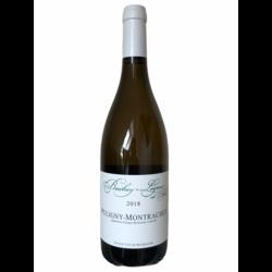 Puligny-Montrachet Bachey - Legros Blanc 2018