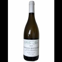 Chassagne-Montrachet 1°Cru blanc Morgeot 2018