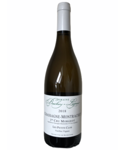 Chassagne-Montrachet 1°Cru blanc Morgeot