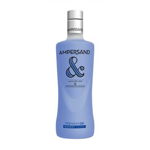 Ampersand gin blueberry