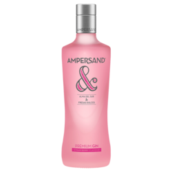 Ampersand gin strawberry