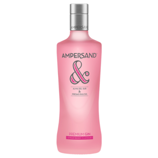 Ampersand gin strawberry