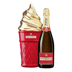 Piper-Heidsieck Brut Ice Cream