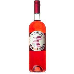 Americano rosa aperitivo Guilio Cocchi