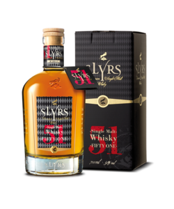 Slyrs Distillery Fifty One