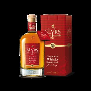 Slyrs Distillery Marsala Cask