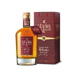 Slyrs Distillery Port Cask