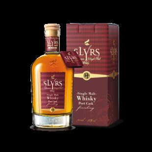 Slyrs Distillery Port Cask