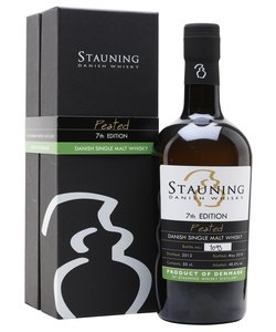 Stauning Distillery Peated