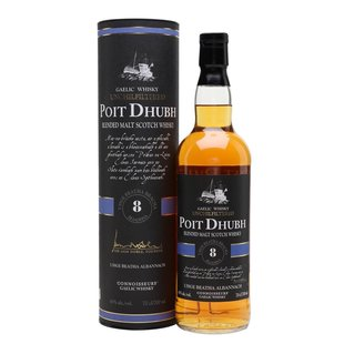 The Gaelic Whisky Collection Poi Dhubh 8Y