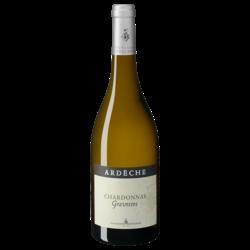 """Chardonnay """"les Gravettes"""" IGP d'Ardèche 2018"""