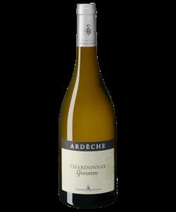 """Chardonnay """"les Gravettes"""" IGP d'Ardèche"""