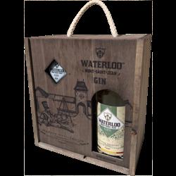 Waterloo Gin + 1 glas