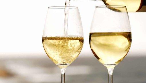 Volle witte wijnen
