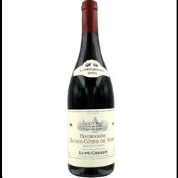 Bourgogne Cotes Nuits Lupé-Chôlet 2015