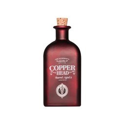 Copperhead Gin Limited edition Barrel Aged 2
