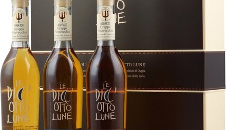 Gift pack grappa