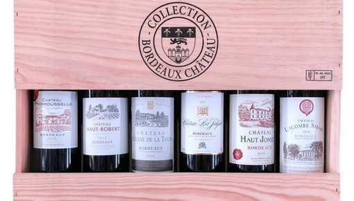 Gift pack wijn