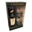 Calvados Baron De La Touque XO 40% 50cl + 2 glazen