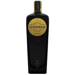 Scapegrace Gold Gin 700ml