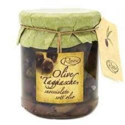 Olive Taggiasche Snocciolate Sott'olio 180gram