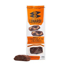 Lunardi Biscotti con Cioccolato e Arrancia 200gram