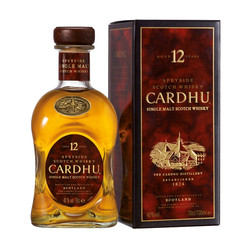 Cardhu 12 Years 700ml