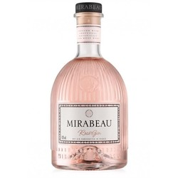 Mirabeau Rosé Gin de Provence 700ml