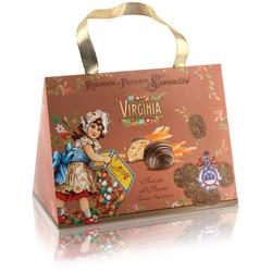 Amaretti all'Arancia e Cioccolato Fondente - in borsetta 160 gram