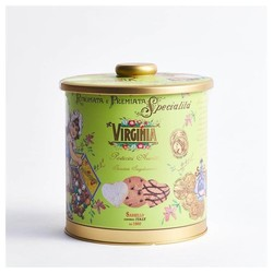 Pasticcini Assortiti Linea Classica in latta260 gram