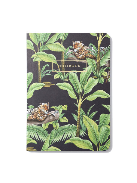 Creative Lab Amsterdam Panther by Night Notebook per 6