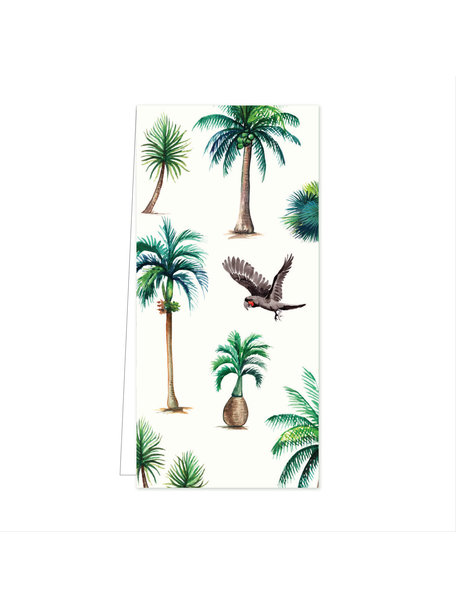 Creative Lab Amsterdam Bunch of Palms Flowercard per 20