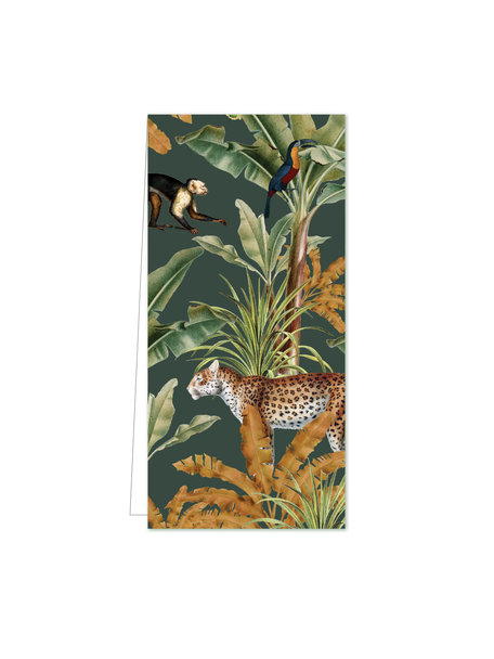 Creative Lab Amsterdam Mighty Jungle Flowercard per 20