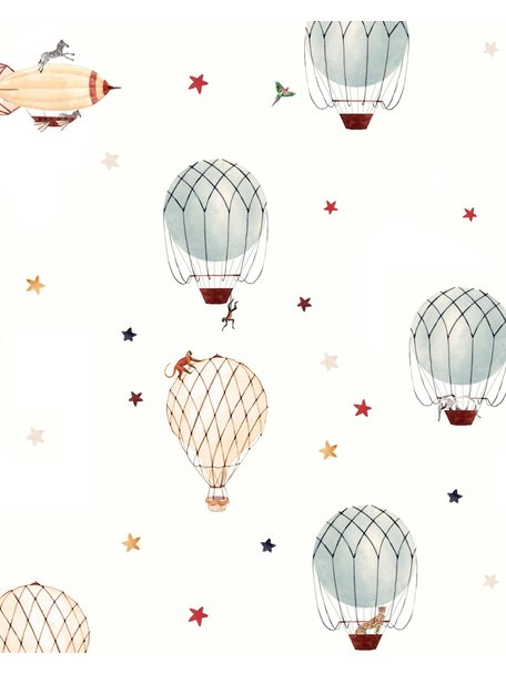 Creative Lab Amsterdam Little Balloon Wallpaper