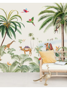 Creative Lab Amsterdam Binti Baby Wallpaper Mural