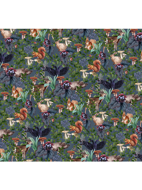 Creative Lab Amsterdam Oh Deer Wallpaper Mural