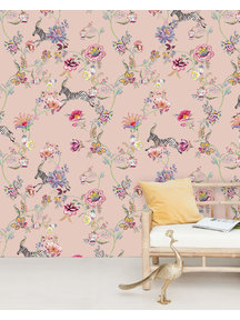 Creative Lab Amsterdam Show Pony Wallpaper Mural