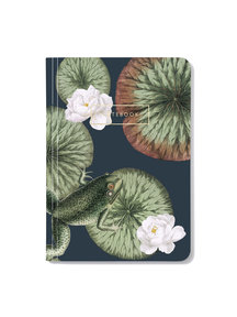 Creative Lab Amsterdam Funky Frog Notebook per 6