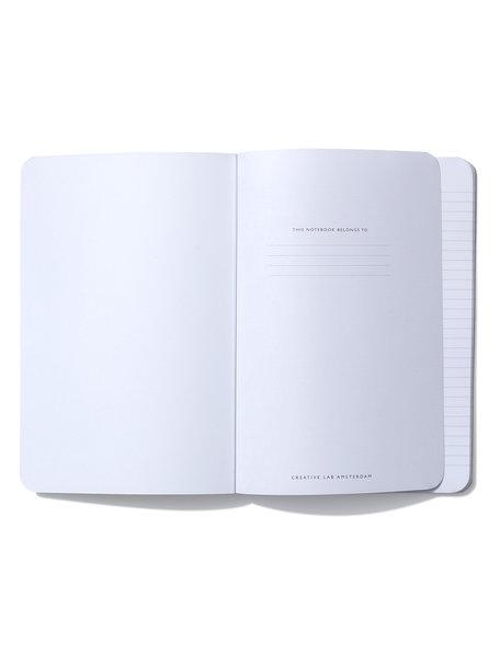 Creative Lab Amsterdam Swanlake Notebook per 6