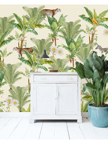 Creative Lab Amsterdam Flower Garden Wallpaper